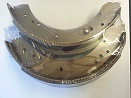 Rear Brake Shoes 1951 on