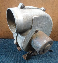 Heater Blower Motor Assembly P4