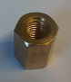 Brass Nut for Manifold Stud BSF (long type)