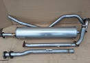 Exhaust System P4 80 Only
