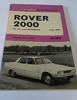Rover 2000 SC TC & Automatic